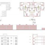 پلان آپارتمان-Model